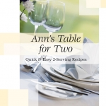 Buy Ann's Cookbook